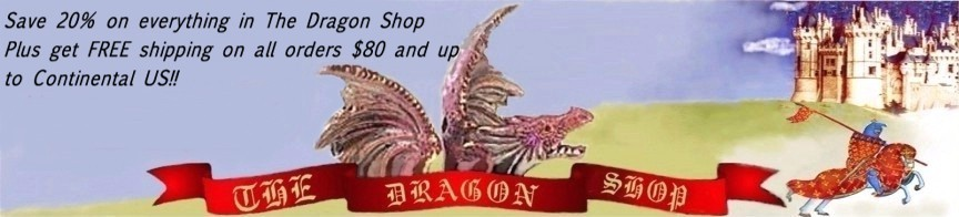 The Dragon Shop